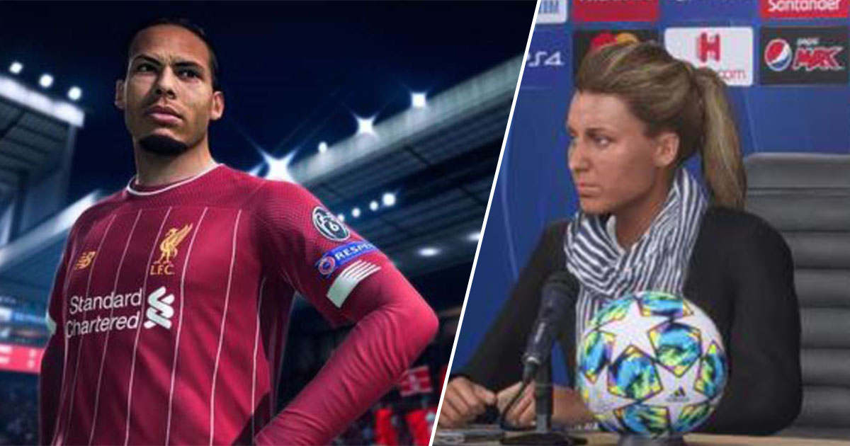 EA Announces Major Changes To FIFA 20 Career Mode