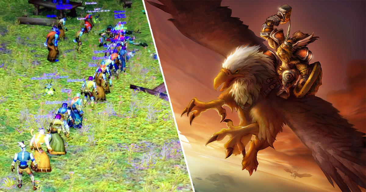 World Of Warcraft Classic So Overpopulated, Players Queuing For Quests