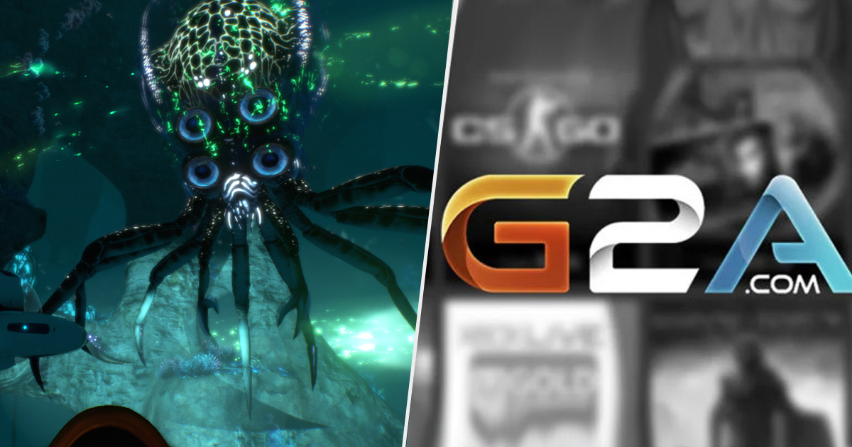 Subnautica Dev Calls Out G2A 'You Now Owe Us $300,000'