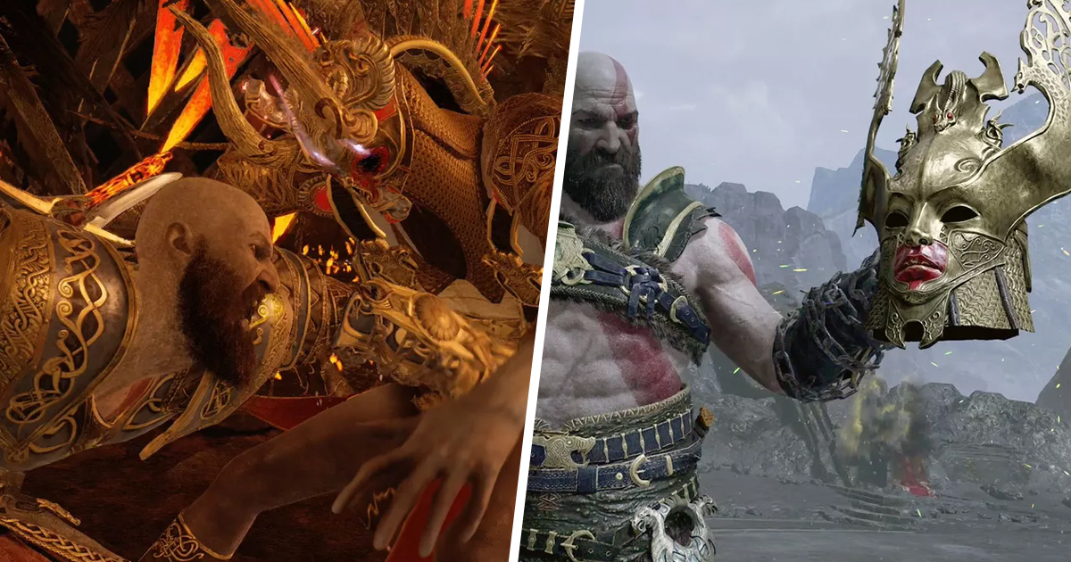 God Of War Master Destroys All Nine Valkyries In 26 Minutes