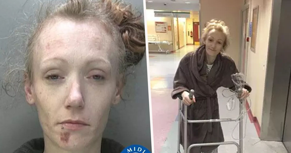 Heroin Addict's 12-Month Transformation After Being On The Brink Of Death