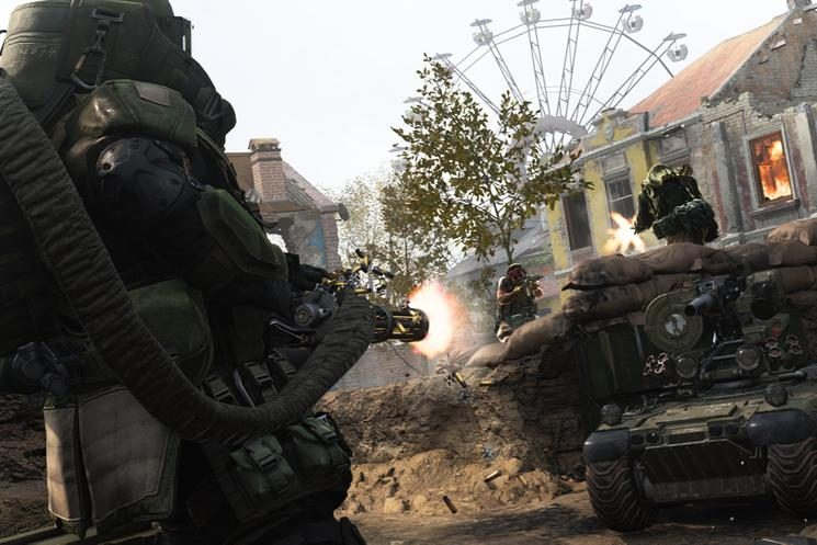 Modern Warfare Multiplayer Gives You Tamogotchis That 'Feed On Kills'