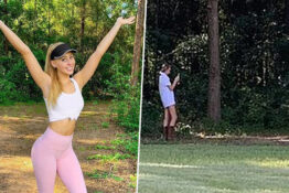 Instagram Influencer 'On A Hike' Exposed By Sister's Tweet From Bedroom