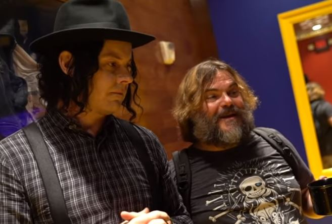Jack Black and Jack White team up for new song