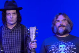 Jack Black and Jack White team up to make Jack Gray