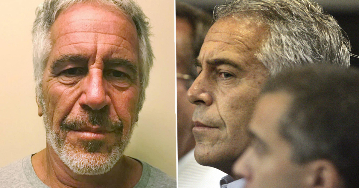 Jeffrey Epstein's Death Has Left Many Thinking It's A Conspiracy