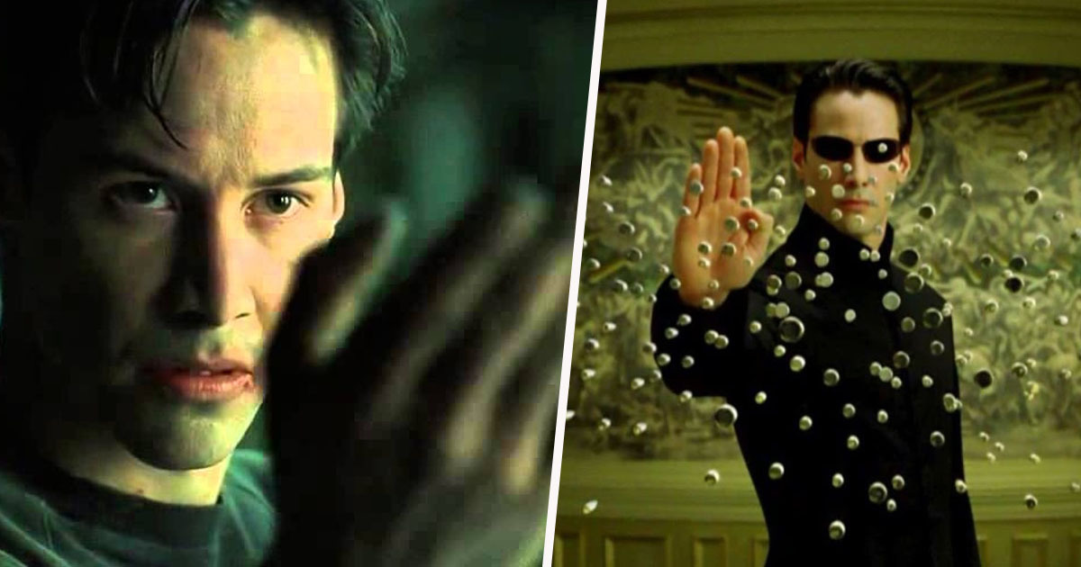 Keanu Reeves Will Return As Neo In Fourth Matrix Movie