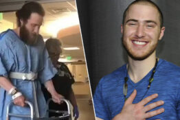 Mike Posner Is 'Learning To Walk Again' After Rattlesnake Bites Him On Walking Trip Across America