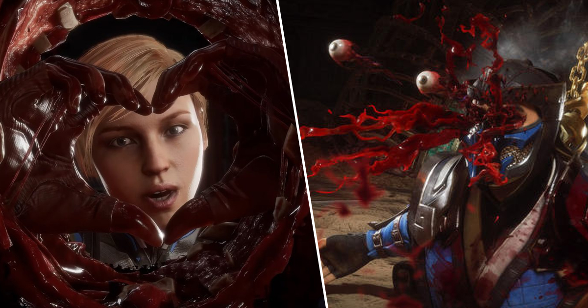 Mortal Kombat's Gruesome Sounds Are Made In Some Weird Ways