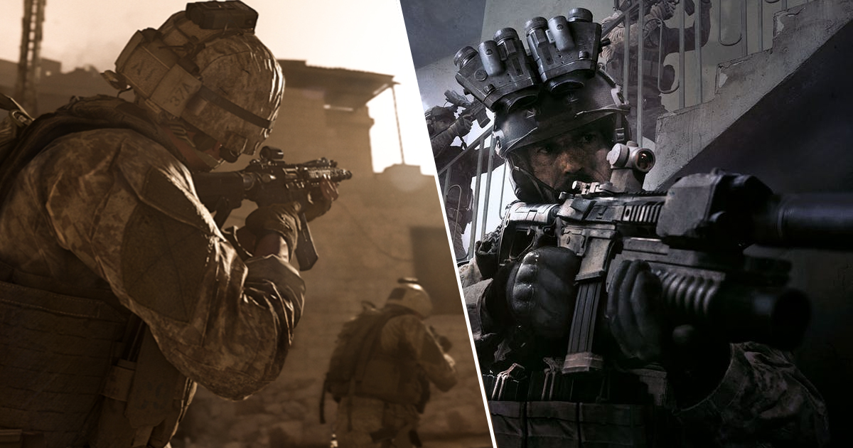 Call Of Duty: Modern Warfare 'Isn't Political' Says Infinity Ward