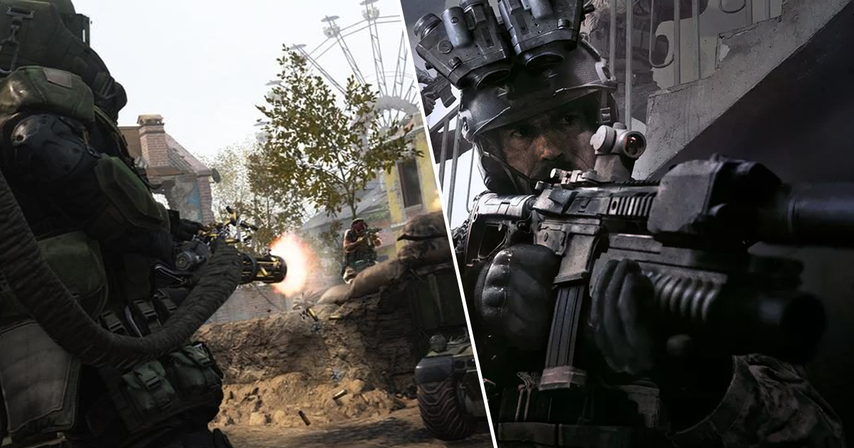 Modern Warfare Won't Have A Battle Royale Mode, Infinity Ward Confirms