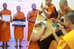 A Team Of Buddhist Monks Won An Esports Tournament In Thailand