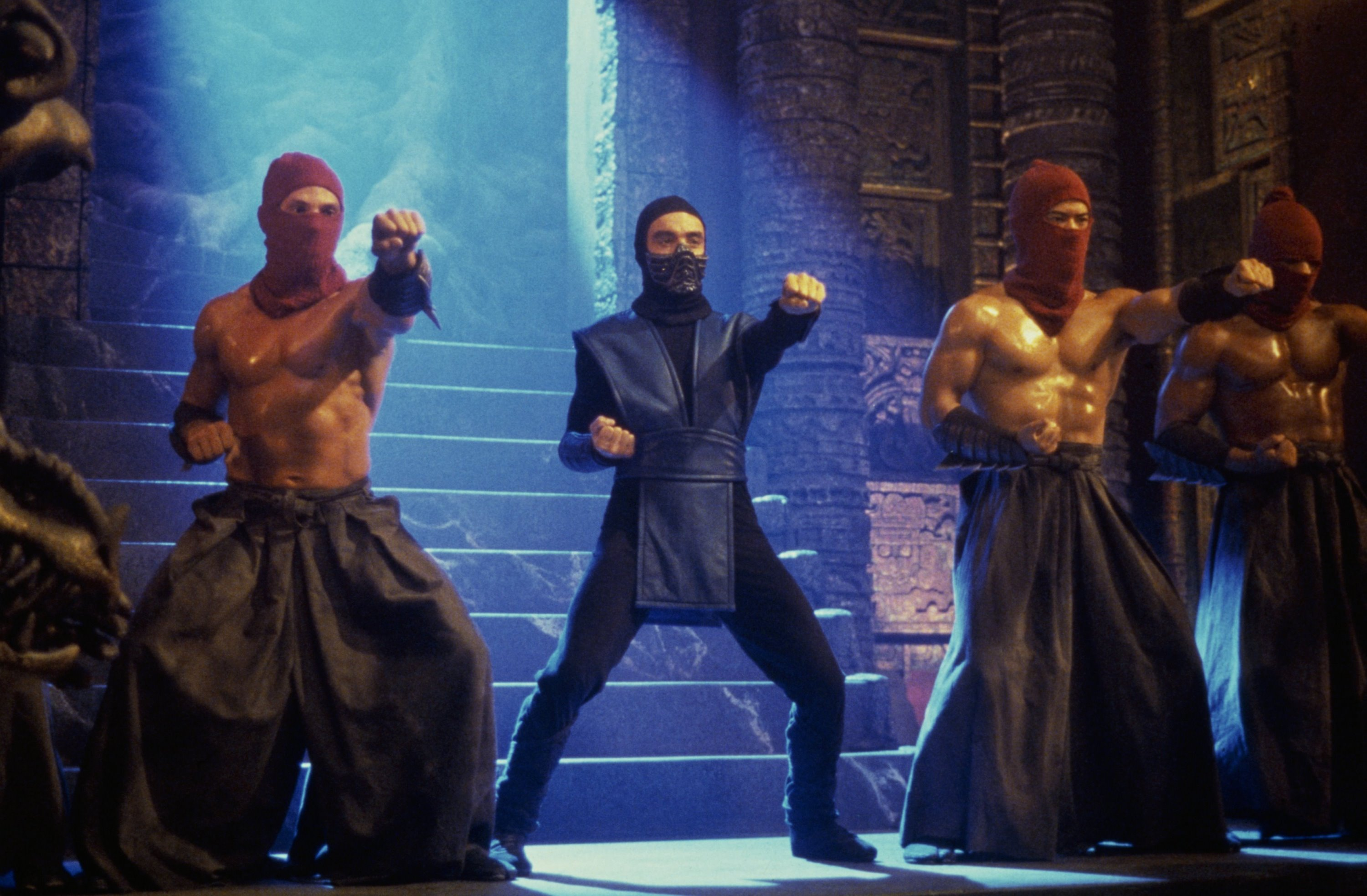 Mortal Kombat Movie Casts Sonya, Kano And Others