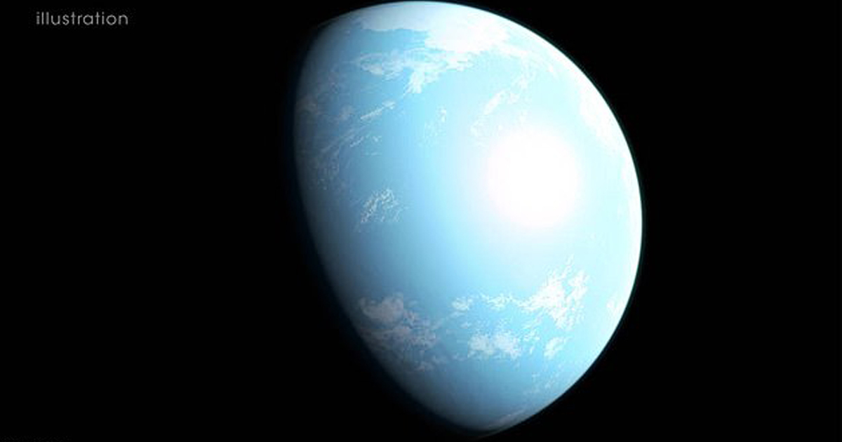 NASA Discovers Earth-Like Planet Just 31 Light Years Away GJ 357 b