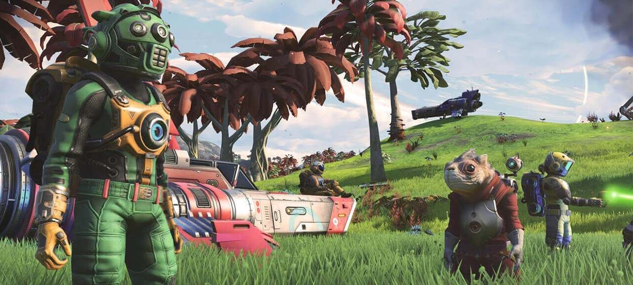 No Man's Sky Fans Fund Billboard To Thank Hello Games
