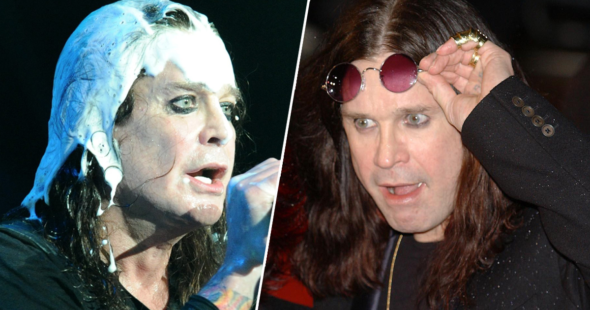 Ozzy Osbourne 'Is A Genetic Mutant', DNA Research Confirms