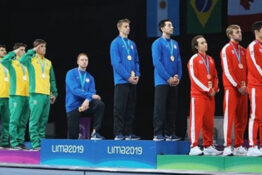 US Gold Medallist Faces Disciplinary For Taking Knee During National Anthem