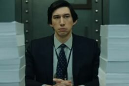 Adam Driver stars in new Amazon film The Report