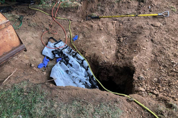 Woman Rescued From Septic Tank After Getting Stuck For Three Days