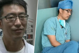 Surgeon Hailed As Hero After Completing Seven Ops Without Taking A Break