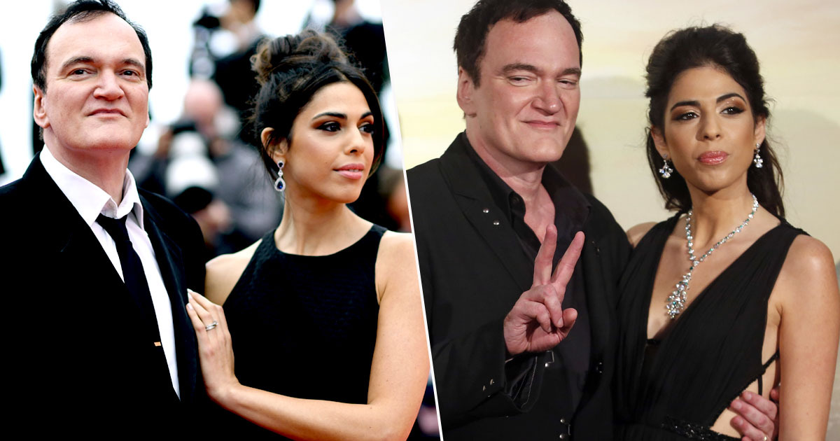 Quentin Tarantino Expecting To Become Dad For First Time Aged 56 with wife Daniella Pick