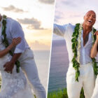 The Rock Finally Got Married In Secret Hawaiian Wedding