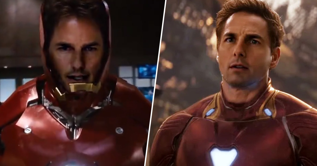 Tom Cruise As Iron Man In Amazing Deep Fake Video Is Unreal