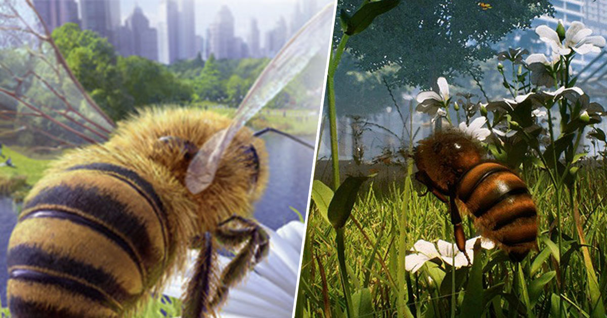 Bring A Friend To The Hive, As Bee Simulator Announces Co-op