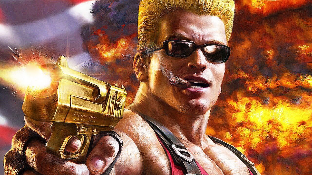 Duke Nukem Can Now Legally Marry You, Because Why Not