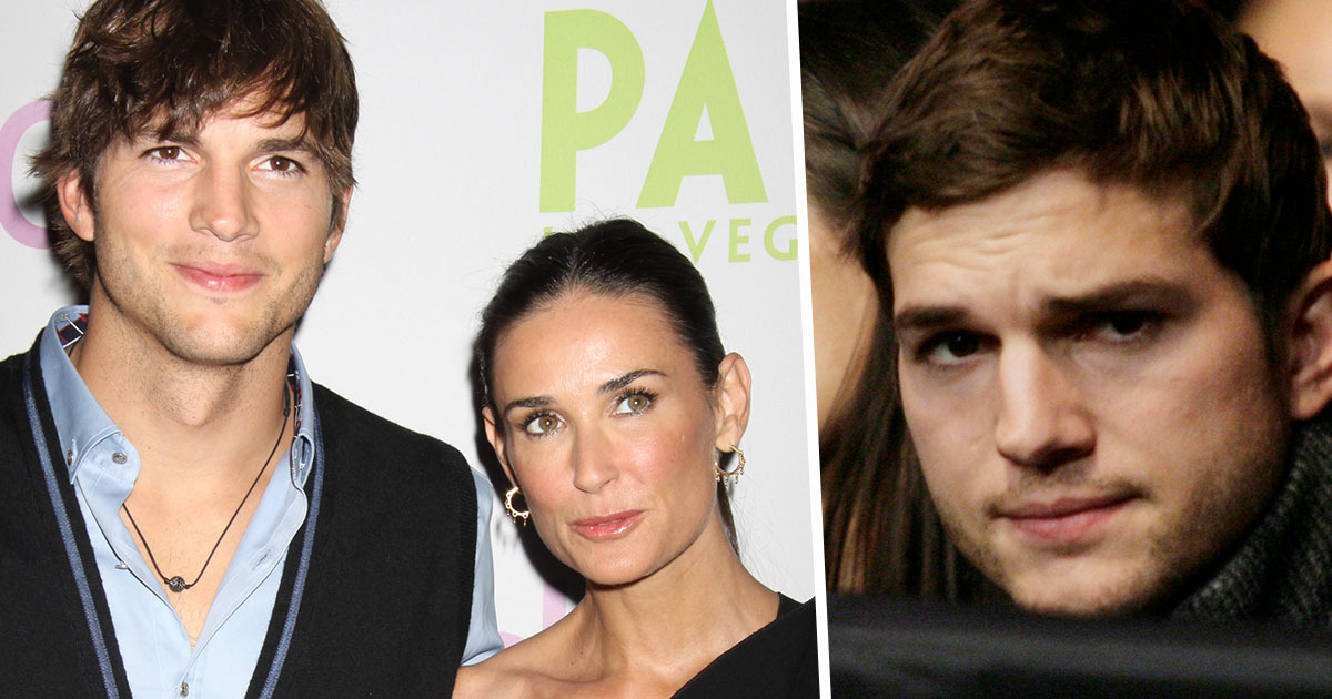 Demi Moore Says Ashton Kutcher Cheated On Her Twice After Threesomes 'Blurred Lines'