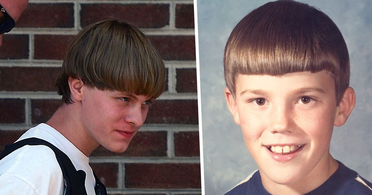 Bowlcut hairstyle a symbol of hate