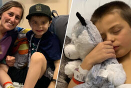 Brayden Lauten and Nurse GoFundMe