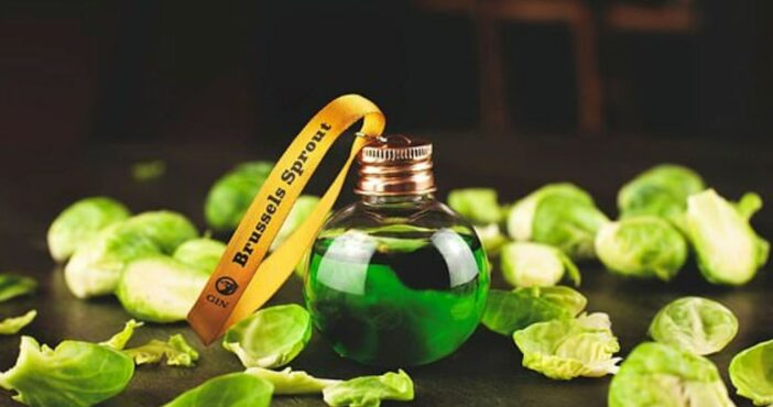 Brussels Sprout gin