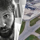 Father And Son Held At Gunpoint For Chasing Flight Down Runway After Spending Too Long In Bar