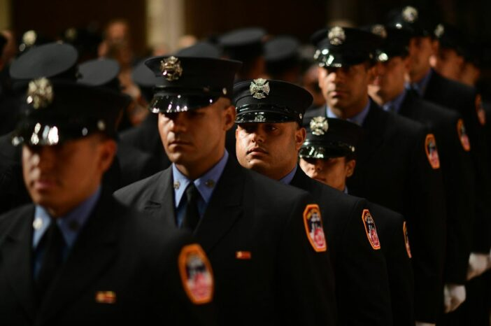 FDNY Fire Academy, New York, Firefighters, 9/11