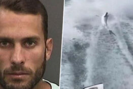 Florida Man Drags Shark To Death Thumb