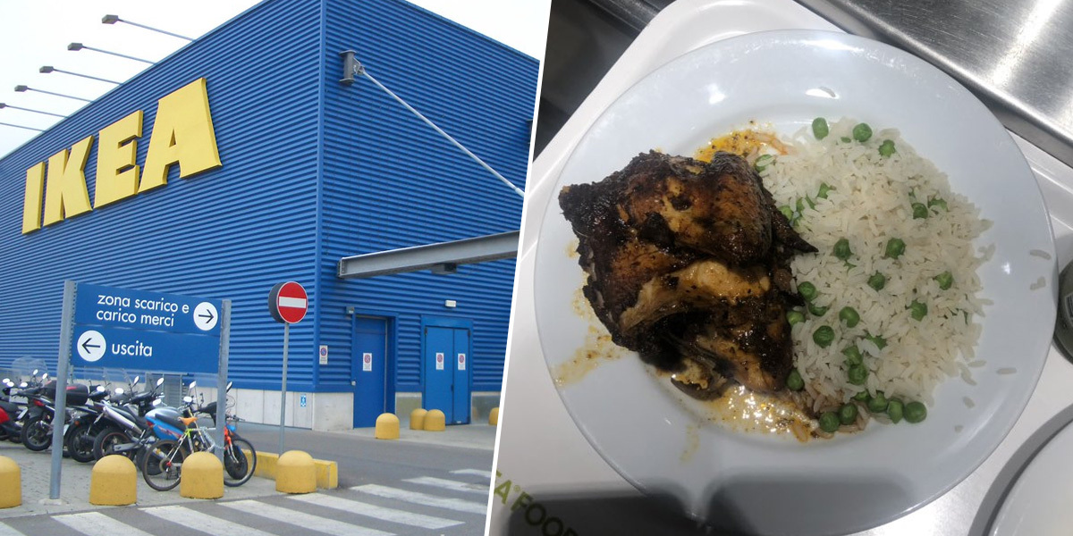 IKEA Jerk Chicken Thumb