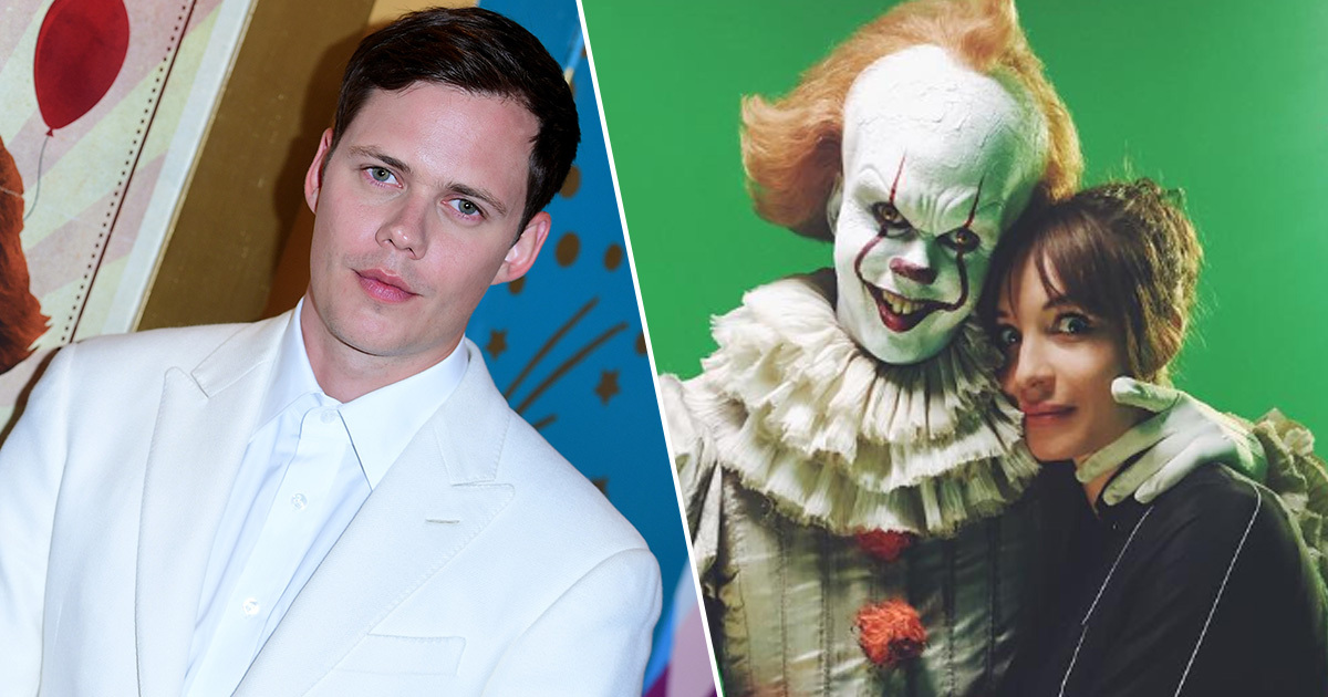 Bill Skarsgård's 11-Month-Old Daughter Has A Room Full Of Pennywise Toys