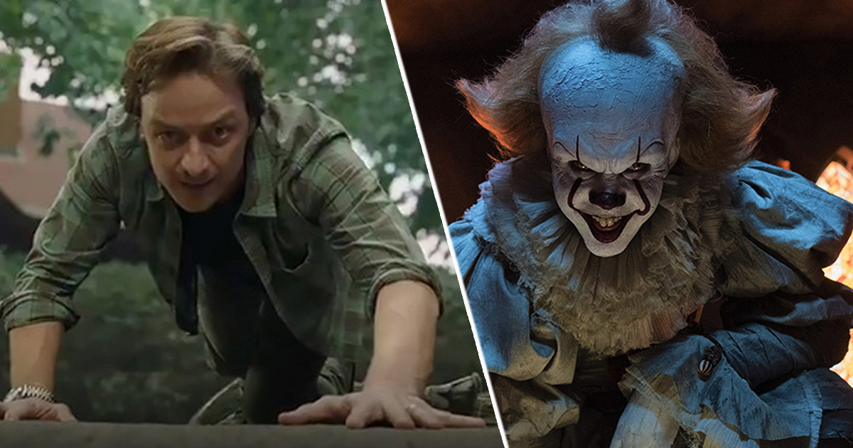 It chapter 1 and 2 supercut