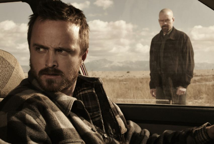 Jesse Pinkman Breaking Bad El Camino