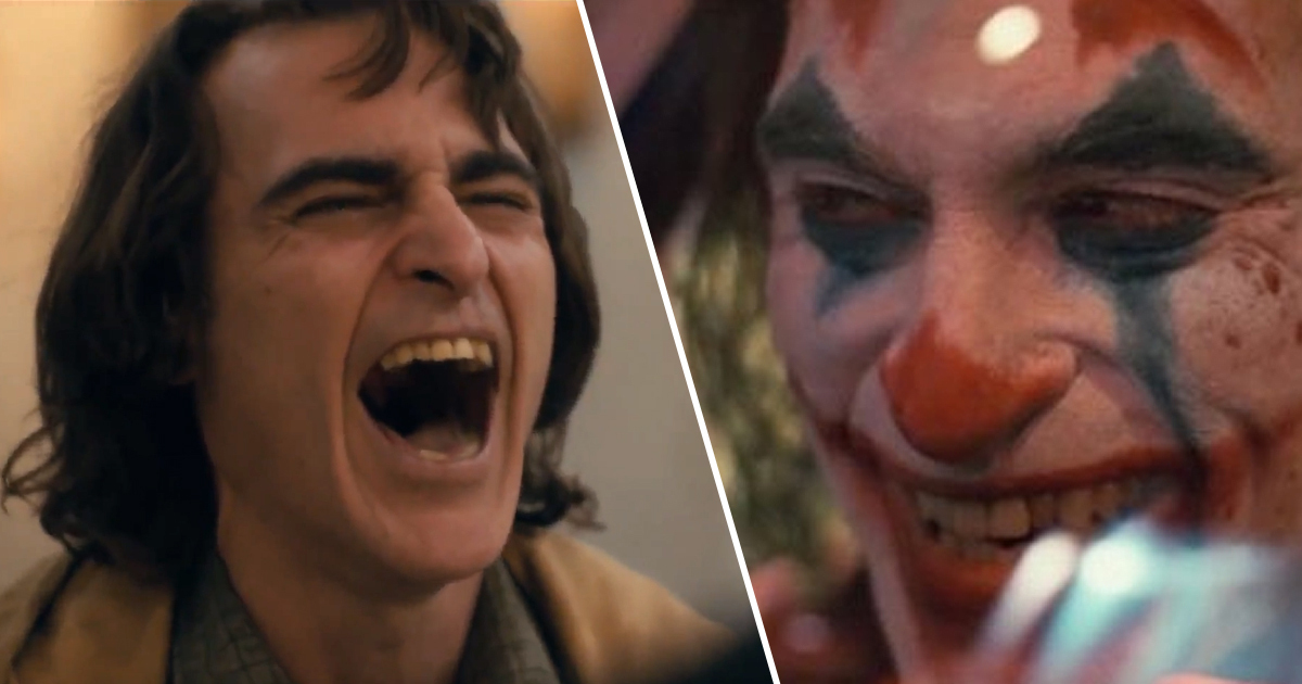 New Joker Footage Released On TV Spots