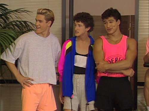 Saved By The Bell reboot in the works