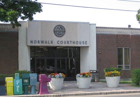 Norwalk courthouse