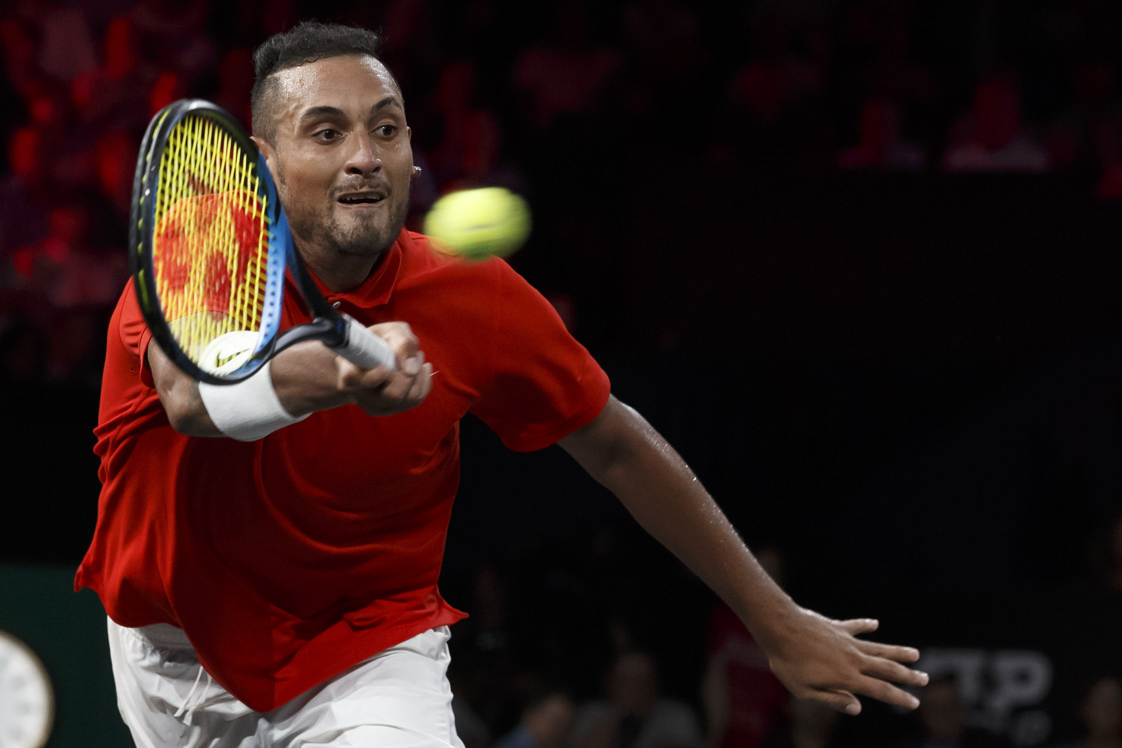 Nick Kyrgios tennis