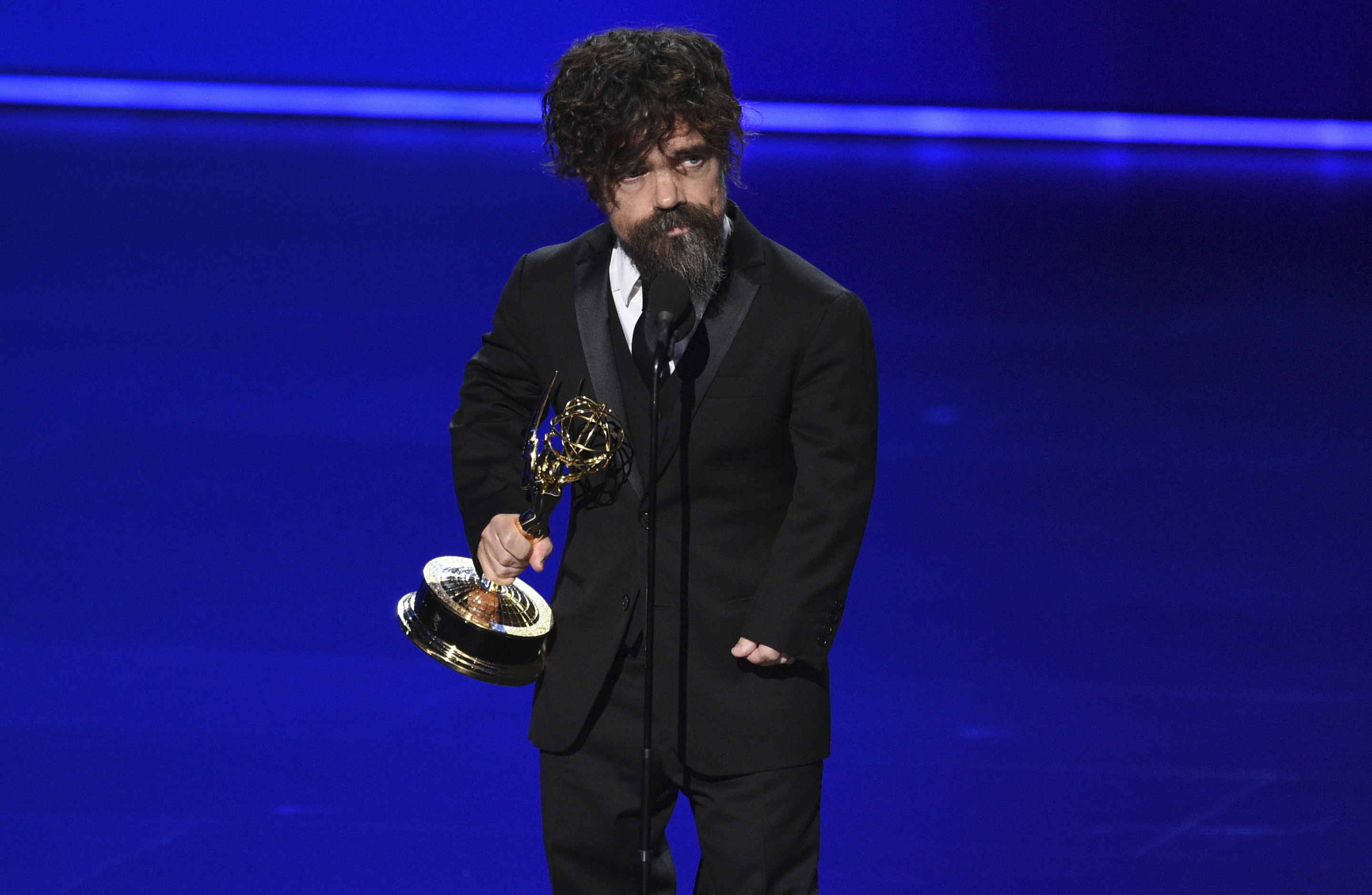 Peter Dinklage 2019 Primetime Emmy Awards Game of Thrones