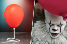 Pennywise IT Chapter Two Balloon Lamp Zavvi Thumb