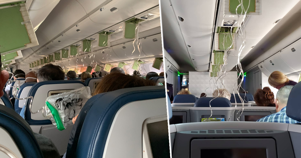 Delta Flight Plunges 30,000ft In Just Seven Minutes Causing Utter Panic