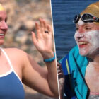 Cancer Survivor Becomes First Woman To Swim English Channel Four Times Non-Stop
