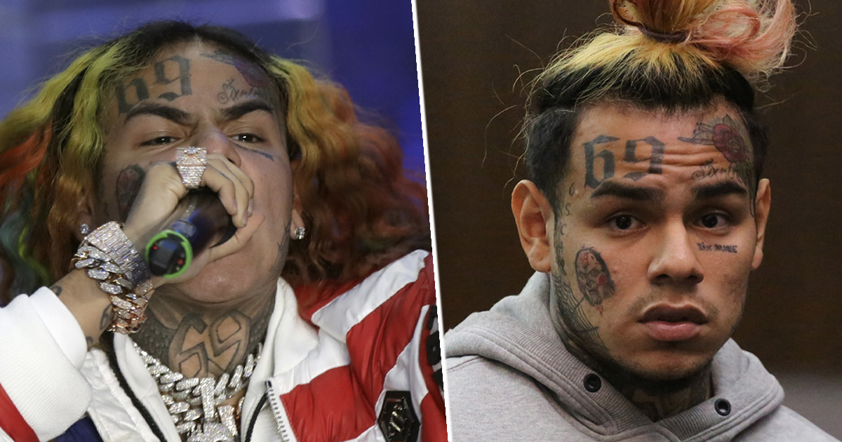 Tekashi 6ix9ine 'Has Strong Message' For Anyone Hating On