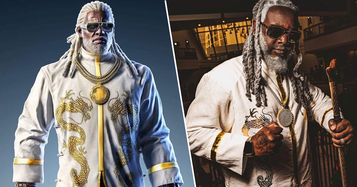 T Pain Cosplayed A Tekken Character And Absolutely Nailed It Unilad
